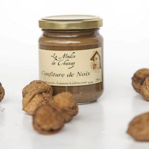confiture artisanale de noix