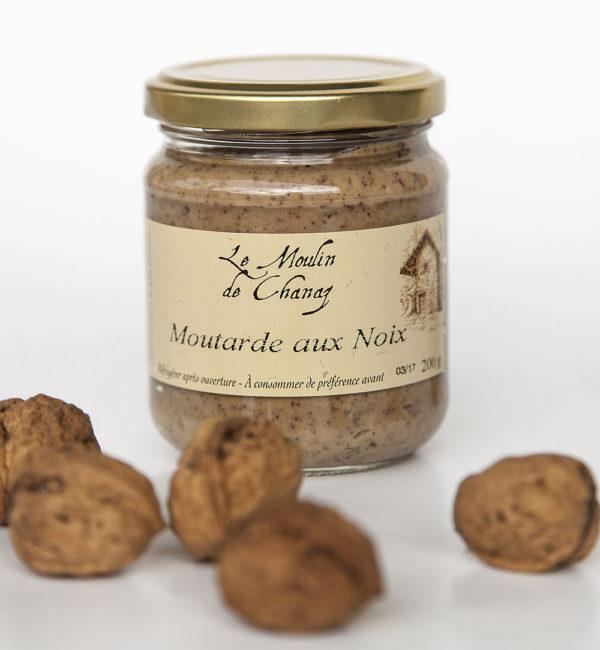 moutarde aux noix de Savoie