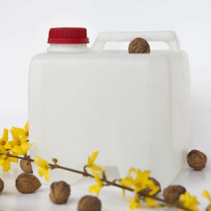 huile de noisettes savoie quantité